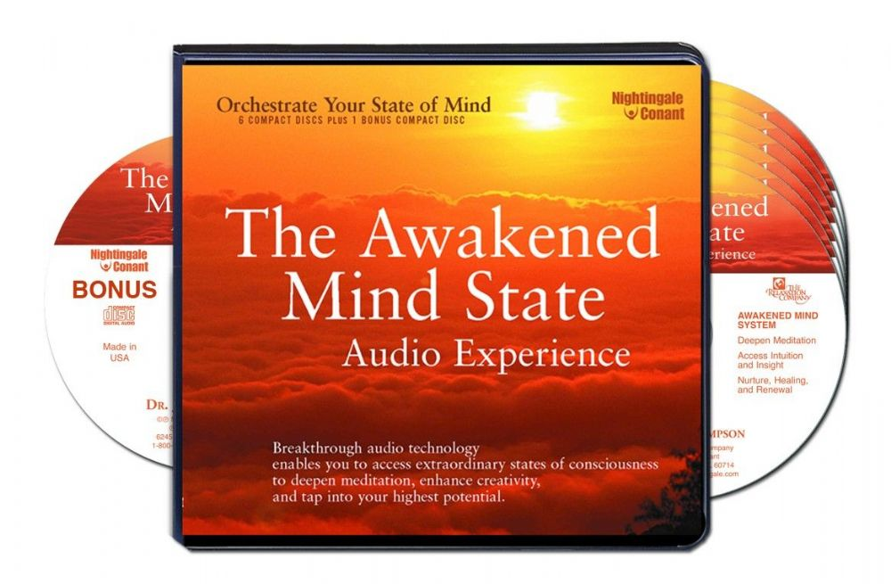 The Awakened Mind State Audio Experience